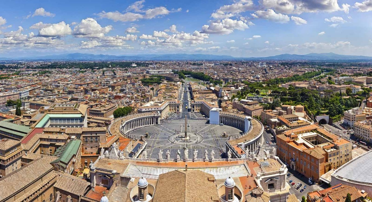 Zonas de Roma
