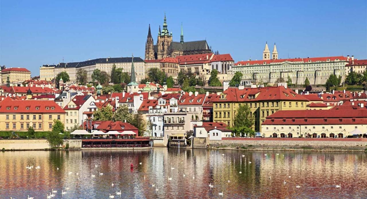 Rutas en Praga