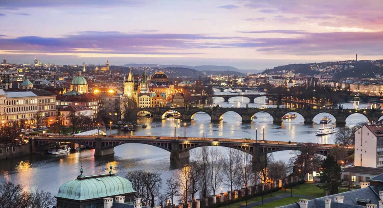 Zonas de Praga