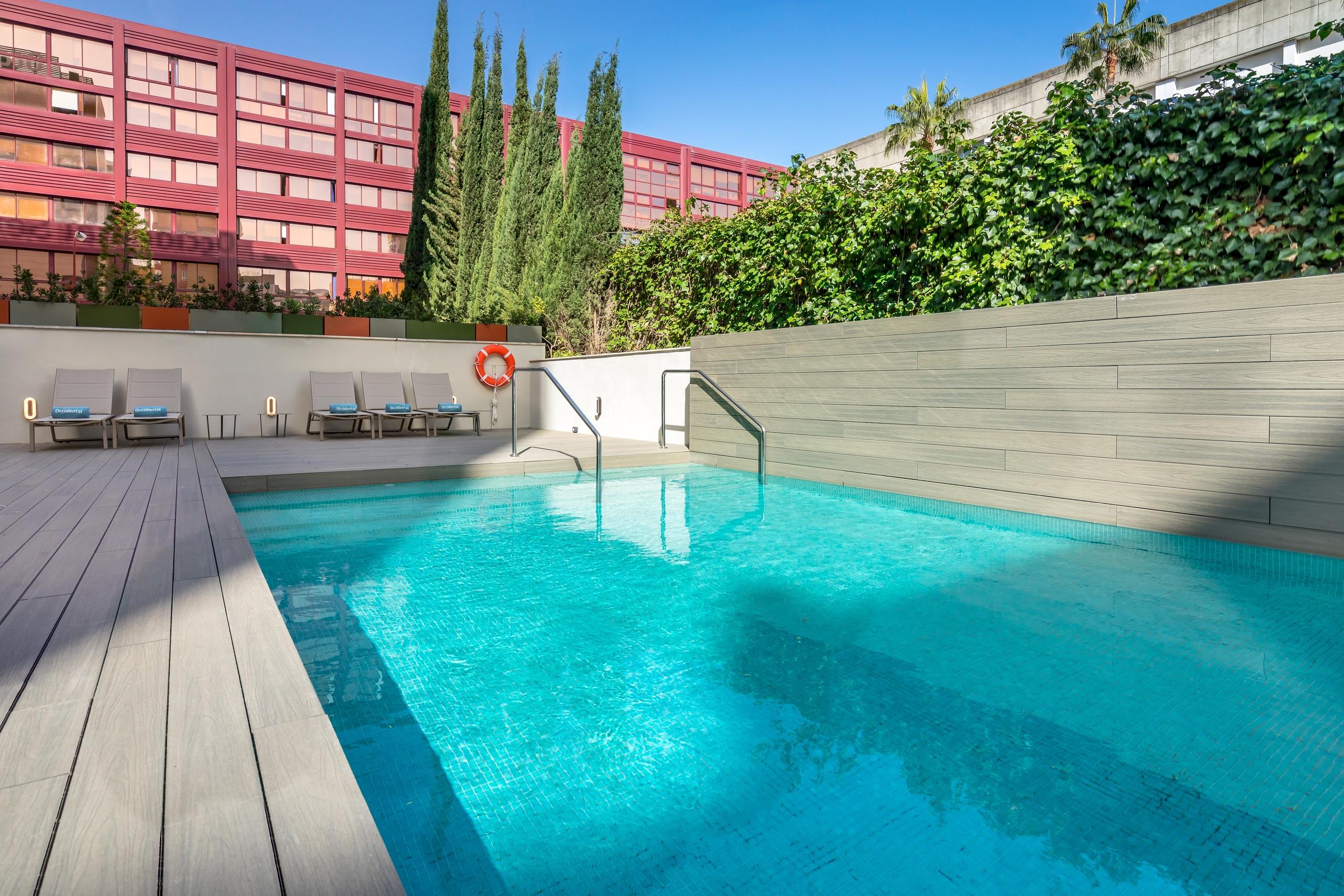 Occidental Sevilla Viapol Hotel En Nervión Sevilla