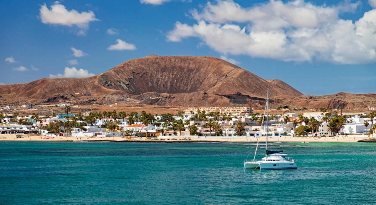 Corralejo resort, Fuerteventura