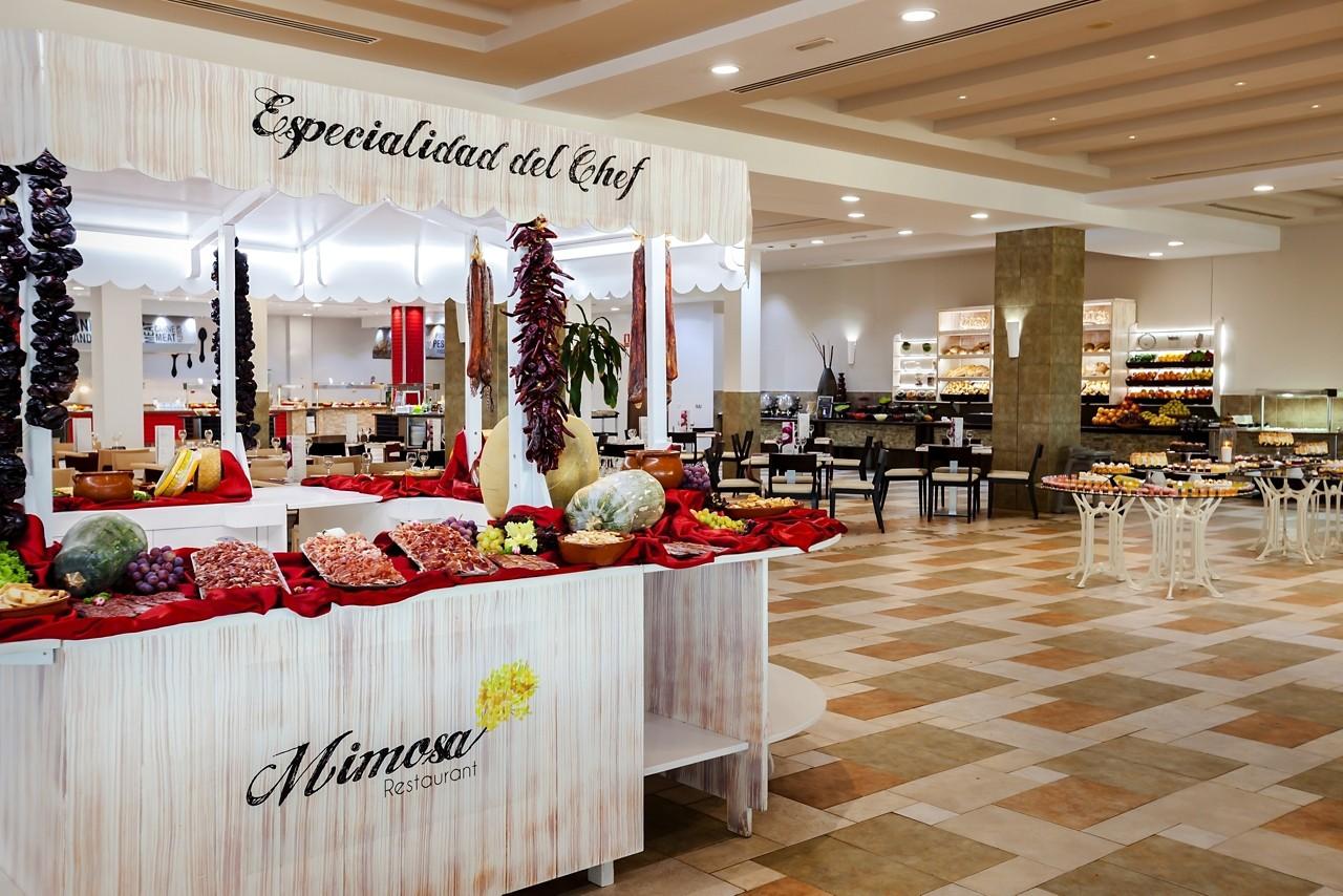 Restaurante Buffet Mimosa