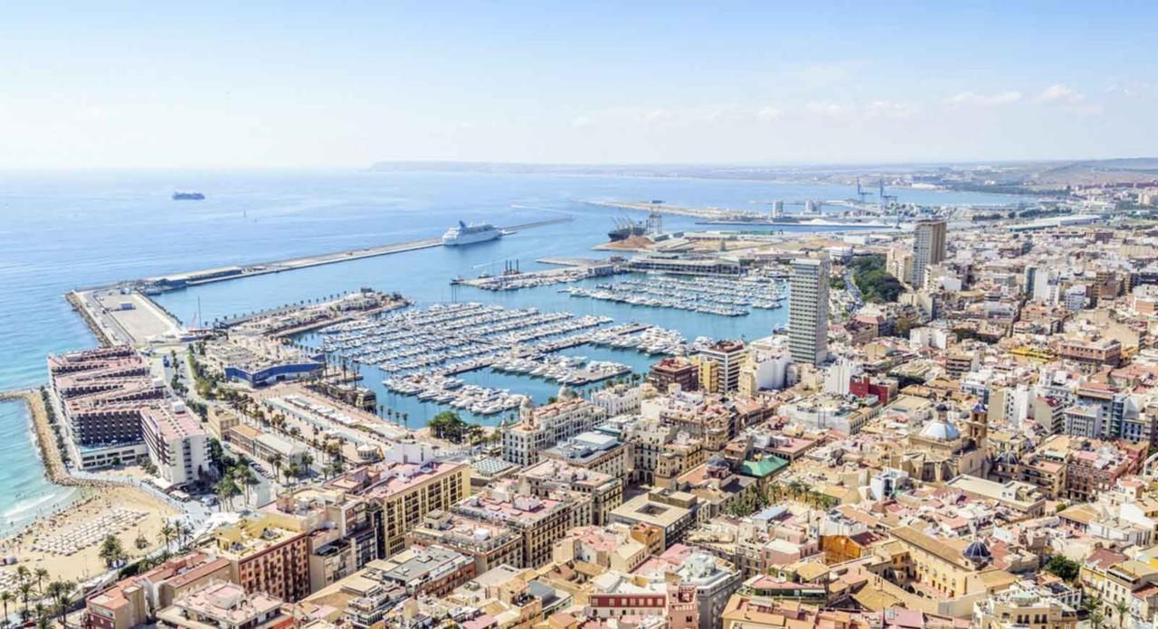 Zonas Alicante