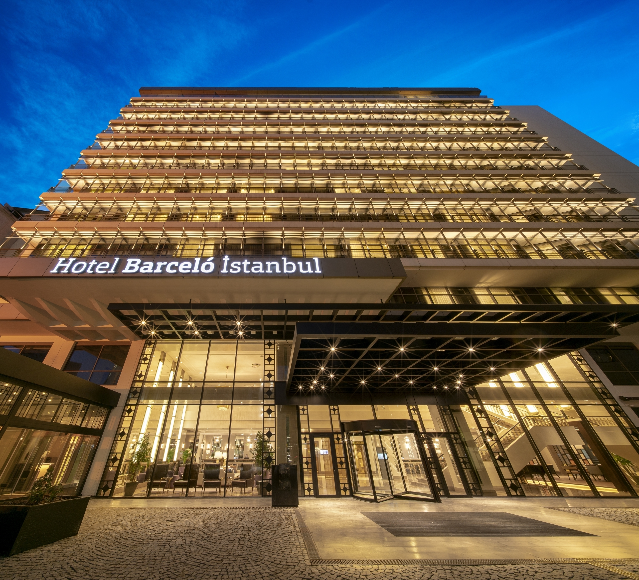 Barcelo Istanbul 5 Star Hotel In Istanbul Barcelo Com
