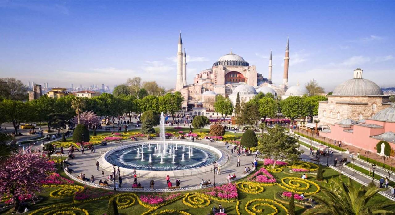 Rutas en Estambul