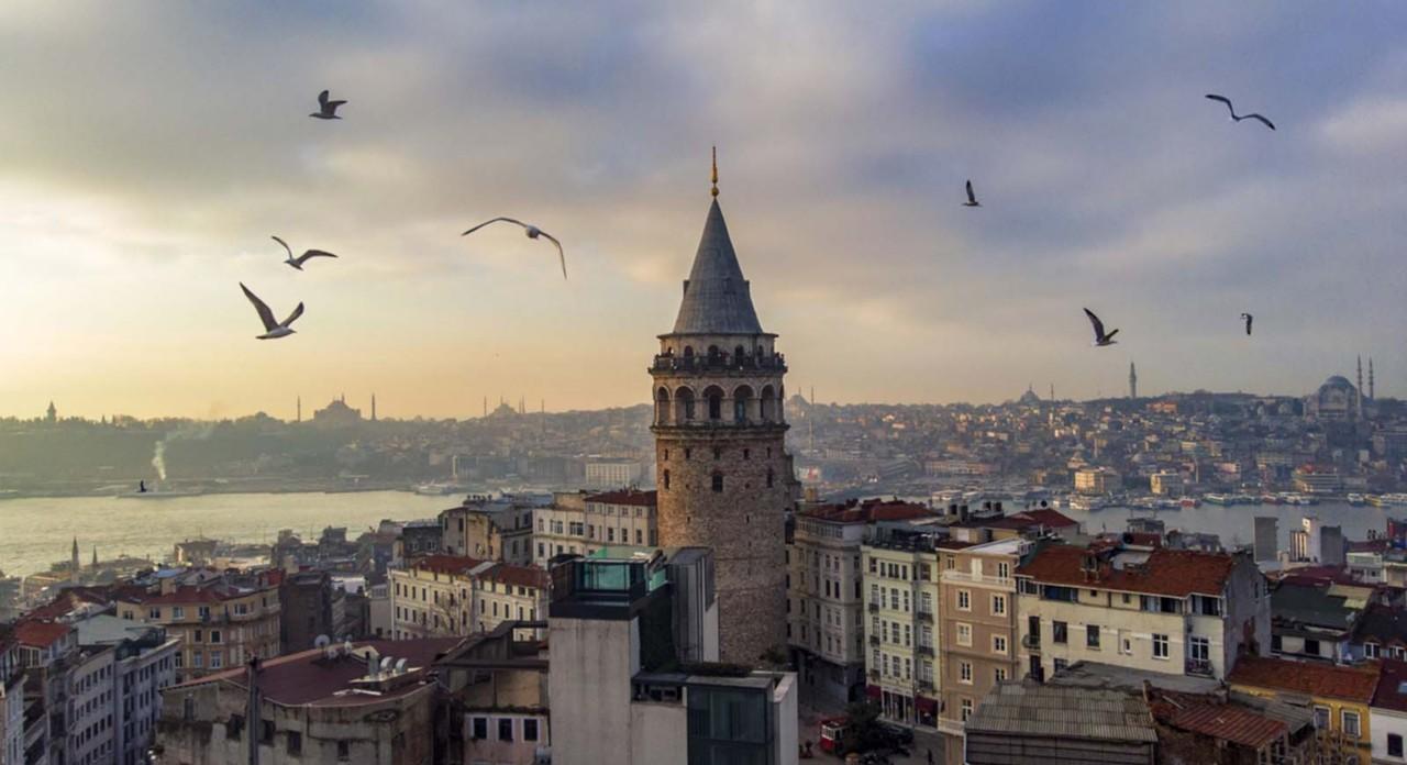 Zonas de Estambul